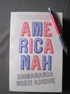 Adichie, Americanah: Cover