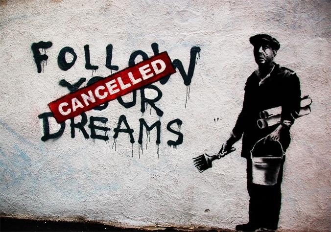 Britischer Kult-Straßenkünstler erobert für einen Monat New York