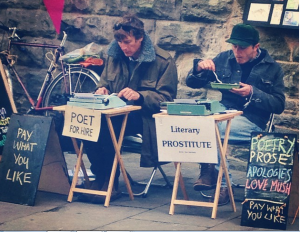 Poet-for-Hire