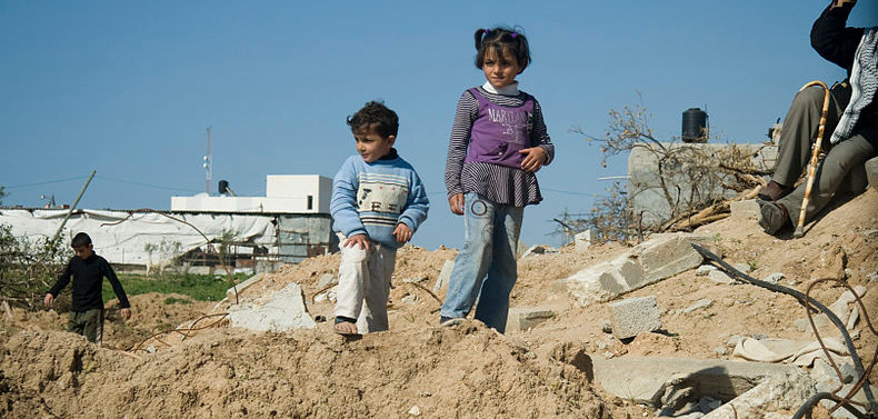 "Just Come Back: Khaled Juma, ""Rascal Children of Gaza"""