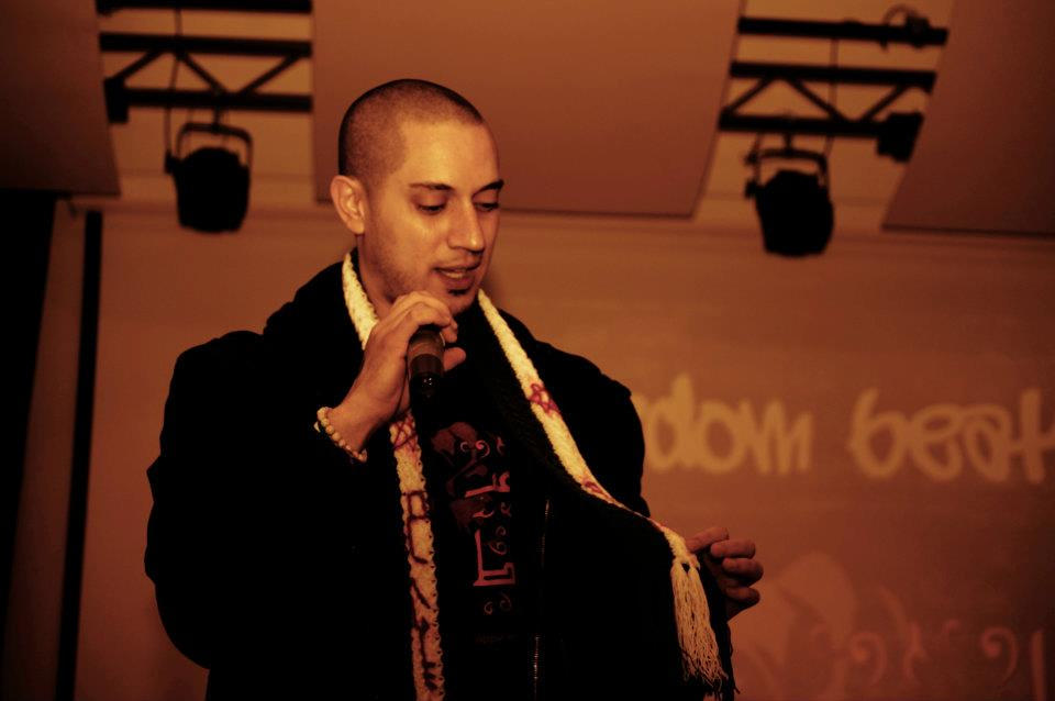 HipHop for Justice and Peace: Omar Offendum