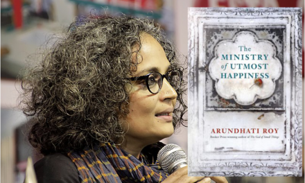 Arundhati Roy, The Ministry of Upmost Happiness (2017)