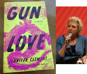 "(Deutsch) Jennifer Clement, ""Gun Love"" (2018)"