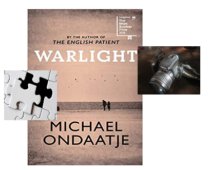 Michael Ondaatje, Warlight (2018)