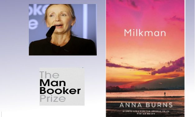 Anna Burns, Milkman (2018)