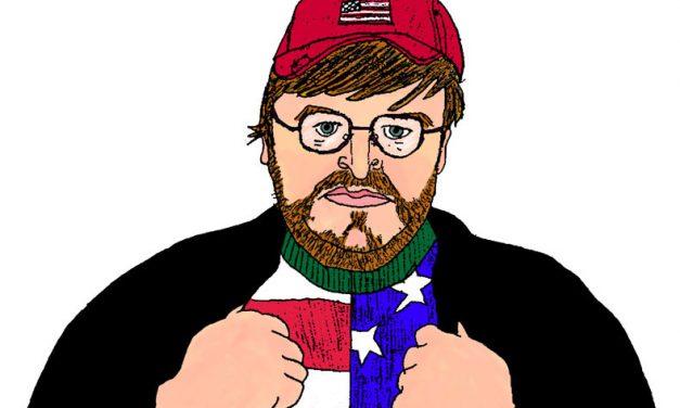 """Michael Moore, """"Fahrenheit 11/9"""""""
