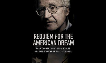 """Noam Chomsky, """"Requiem für den amerikanischen Traum"""""""